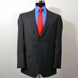 Jones New York 40R Sport Coat Blazer Suit Jacket G